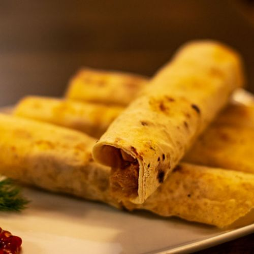 Taquitos Chicken