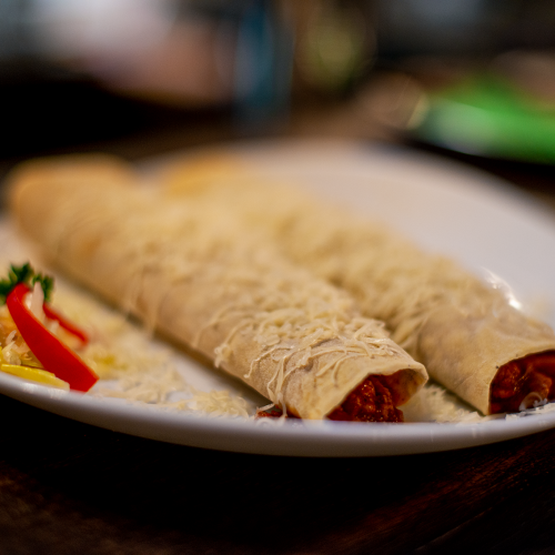 Bandido's Burrito